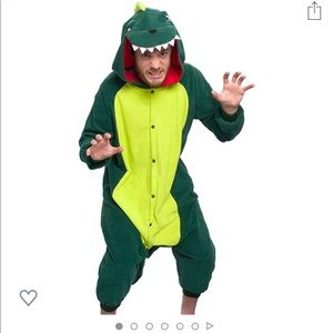Unisex Adult Dinosaur Costumes (for couples)